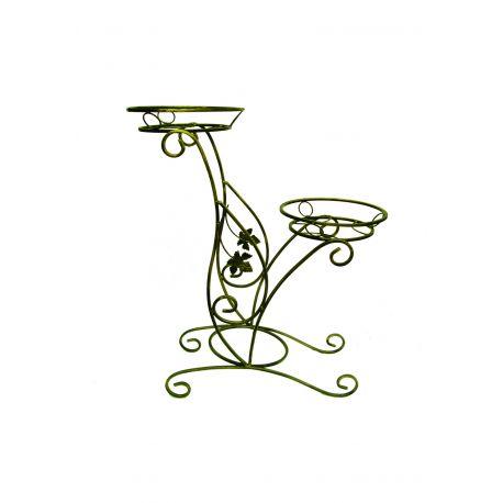 Kovový stojan na kvety C-014